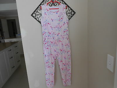 """pumpkin Patch"" Brand Girls Jumpsuit/all In One Size 8Years"