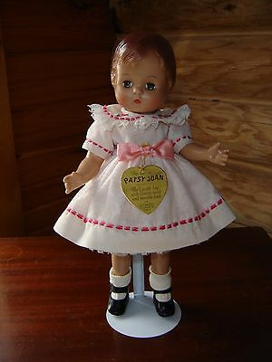 Patsy Joan Effanbee Doll with Stand