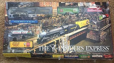 Presidents Choice Insiders Express Collectible Train Set #3 From 1994