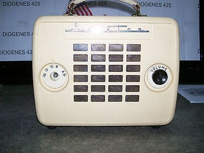 SPARTON Portable Broadcast Receiver. Model: 309