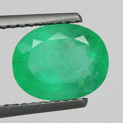 2.37cts Attractive very beautiful 100% natural colombian emerald LOOSE GEMSTONE
