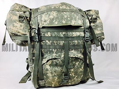 Molle II Large Rucksack Mint Field Pack Bag Only No Frame Or Straps Military