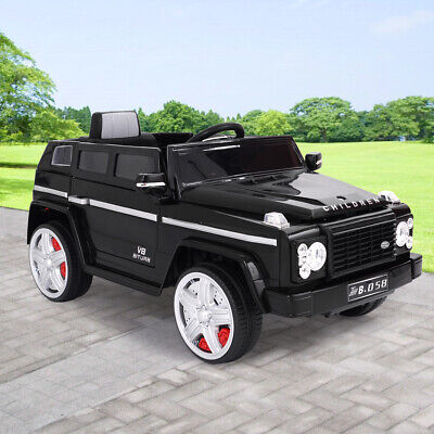Jeep Style Kids Ride On Truck 12v Battery Ed Electric Car W Remote Control