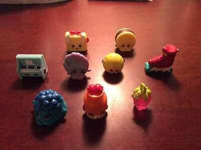 SHOPKINS - LOT OF 9 - Special Edition, Ultra Rare, Rare - GREAT PRICE
