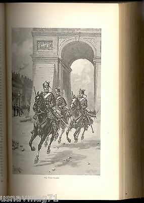 Scribner's Magazine, Jan-June 1887, Vol 1 (new series), Paris Commune, Stevenson