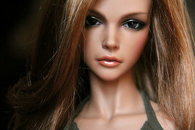 Resin Figures 1/3 Doll Maturity Woman Free Eyes and Face Up Extra heel feet