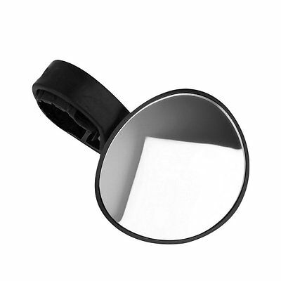Bike Bicycle Cycling Rear View Mirror Handlebar Flexible Safety Rearview AU