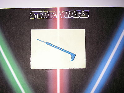Star wars vintage arme repro weapon Ben obi one vintage