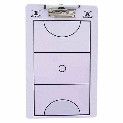 Gilbert Coaching Whiteboard with clip
