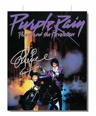 PRINCE The Artist Formerly Known As Signed Autograph Priinted Photo Reprint RP
