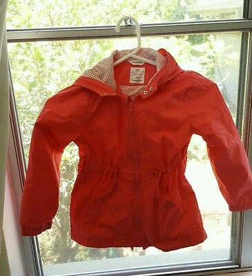 Country Road Girls jacket-size 08- watermelon pink
