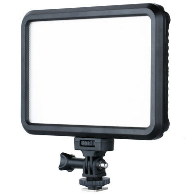 Excelvan Video Photography Lighting LED Panel Studio Lights for DSLR Camcoder