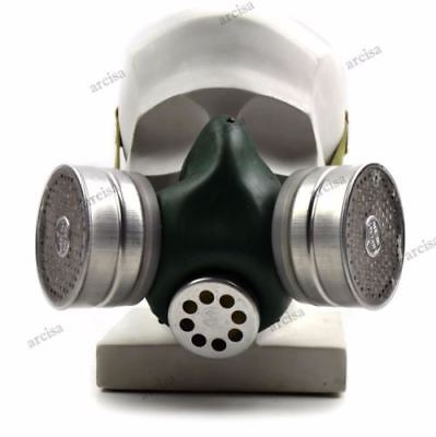 USSR, Soviet russian protection mask respirator Рy-60М protection face mask.