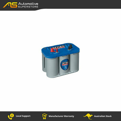 Optima D34M Blue Top 12 Volt Battery