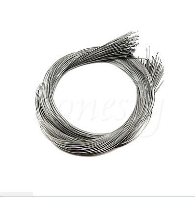 2/5/10Pcs Road Bike MTB Gear Bicycle Brake Line Shifter Core Inner Cable Wire