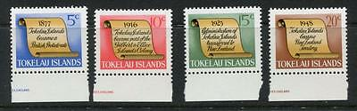 Tokelau Islands: 1969 History of Tokelau Islands set SG16-9 MNH UU271