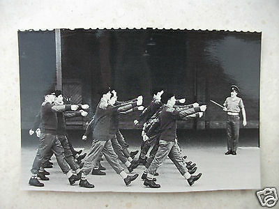 Basic Army Training Postcard