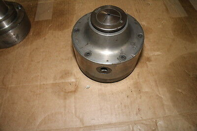 Crawford Trugrip 5C collet chuck, D1-3 fitting
