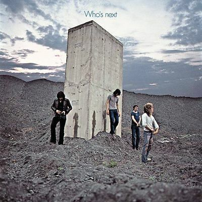 THE WHO ~ WHO'S NEXT ~ 3 x 180gsm DELUXE EDITION VINYL LP ~ *NEW*