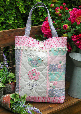 Tail Feather Bag Pattern