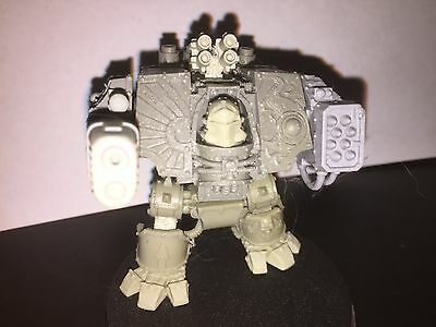 Thousand Sons Chaos Space Marines 40k warhammer dreadnought forge world