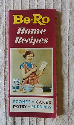 Be-Ro Home Recipes: Scones, Cakes, Pastry, Pudd... - Be-Ro Self Raising Flour...