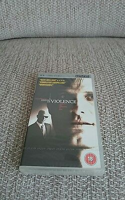 A History Of Violence -*- Psp -*- Umd -*- New And Sealed -*-