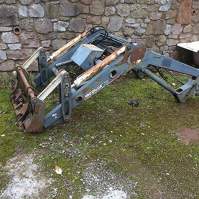 Faucheux Loader To Fit Ford Tractor