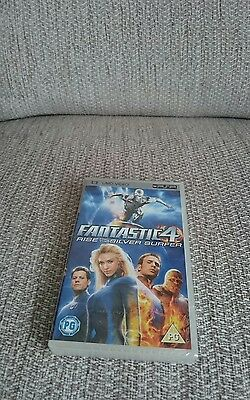 Fantastic 4: Rise Of The Silver Surfer -*- Psp -*- Umd -*- New And Sealed -*-