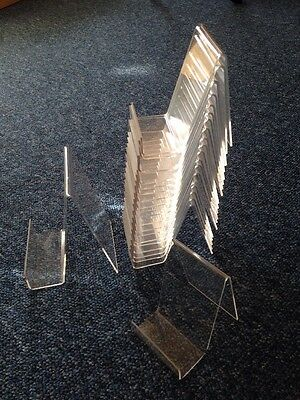 21x acrylic display stands