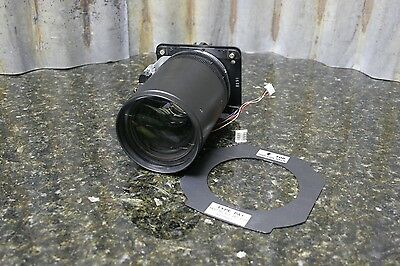 Christie Sanyo LNS-S30 Motorized Zoom Projector Lens Great Condition FREE S&H