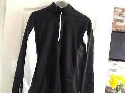 Galvin Green Tour Black Gore Windstopper Size Large Good Condition