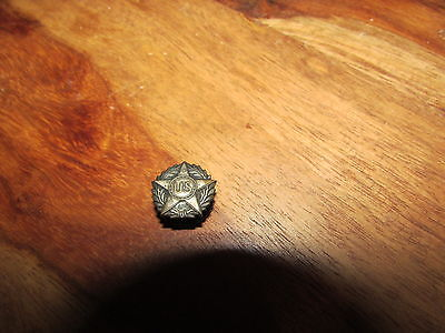 WW1 US Veterans Silver Lapel Pin  WOUNDED