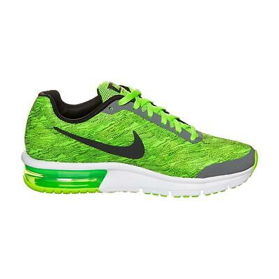 GIRLS BOYS JUNIORS NIKE AIR MAX SEQUENT PRINT GS Trainers