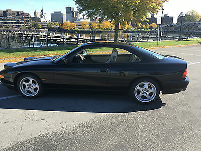 1997 BMW 8-Series  Low Miles, 840CI 1997 BMW 840CI in MINT condition with low miles