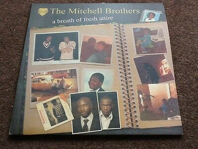 The Mitchell Brothers A Breath Of Fresh Air Rap Hip Hop Vinyl Record DoubleAlbum