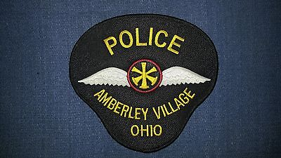 Amberley Police Patch