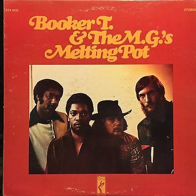 Booker T & The MGs - Melting Pot (Stax) USA