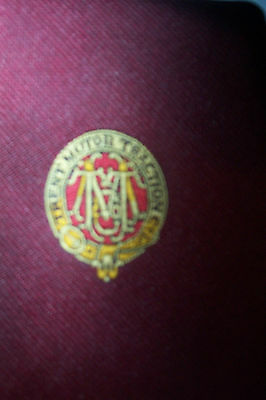 No1 OFFICIAL TRENT MOTOR TRACTION  BUS COMPANY TIE for  UNIFORM
