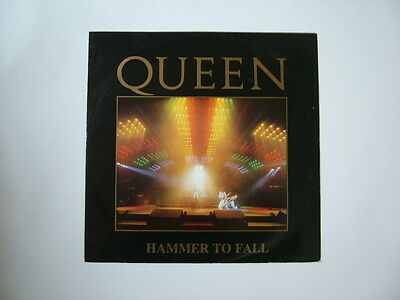 "Hammer To Fall Queen Vinyl 12"" Record"