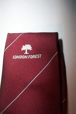 OFFICIAL LONDON FOREST    BUS COMPANY  TIE in PACK for  UNIFORM