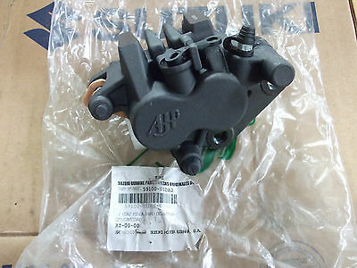 Brake Caliper Assembly, Front, New, '04-'10 Suzuki Gs500F, Retail $376.57