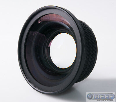 Raynox HD-7000 Pro 58mm 0.7x High Def Wide Angle Converter Lens