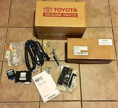 OEM Toyota 2011-2013 Tundra / Sequoia Factory Remote Start System # PT398-34111