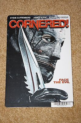 Collectible Cornered! Mini Poster