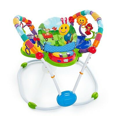 Baby Einstein Activity Jumper Special Edition, Neighborhood Friends, Baby Jumper