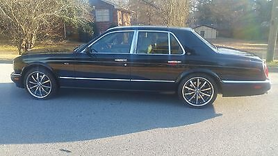 1999 Bentley Arnage Green 1999 Bentley Arnage Green  FINEST EXAMPLE AVAILABLE TO THE PUBLIC ***AMAZING CAR