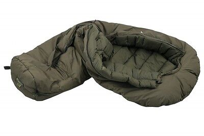 CARINTHIA Armee-Schlafsack DEFENCE 4 185cm Herbst Winter 2017 NEU