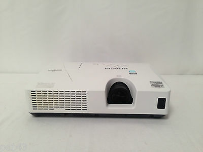 Hitachi Cp-X2021Wn Lcd Hdmi Projector Used 2813 Lamp Hours Image Ok | Ref:1000