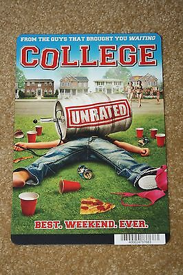 Collectible College Mini Poster